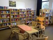 Bücherei im Pfälzerheim Foto: M.H.