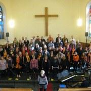 Konzert in der Westkirche in Pfalzdorf Foto: N. Tiede